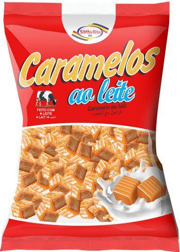 Caramelo ao leite - Baunilha 588 g -  Santa Rita