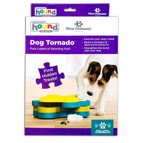 OUTWARD HOUND DOG TORNADO