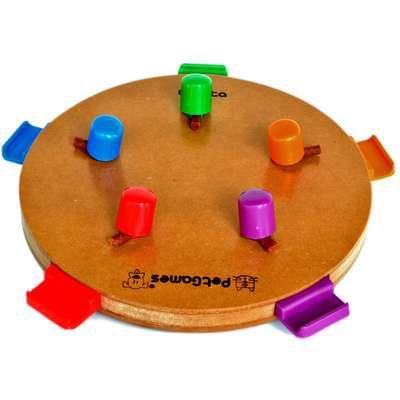 PET GAMES - Jogo de Tabuleiro Gaveta