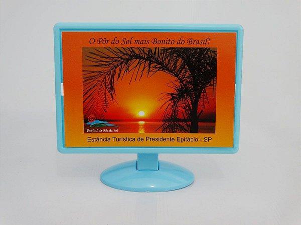 Porta Retrato Monitor - Pôr do Sol