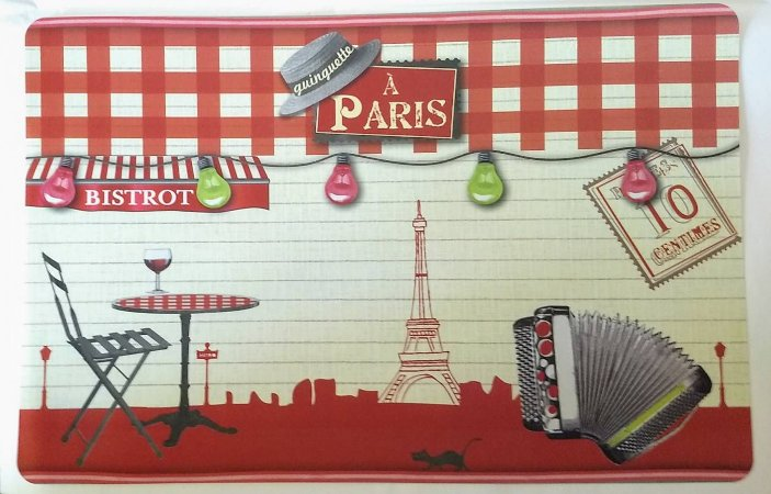 Jogo americano PARIS (avulso)