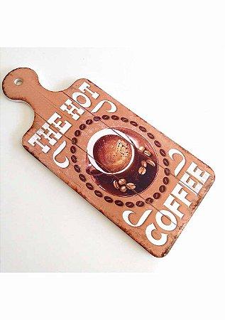 Tábua Coffee de Cerâmica