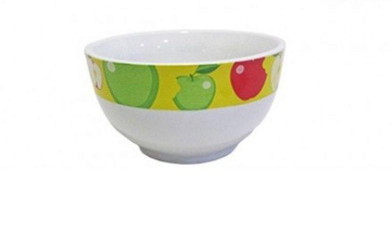 Tigela Cerâmica Frutas - Maçã