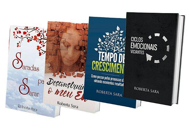 Combo 4 Livros