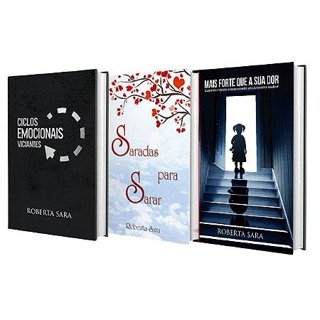 Combo Cura (3 Livros)