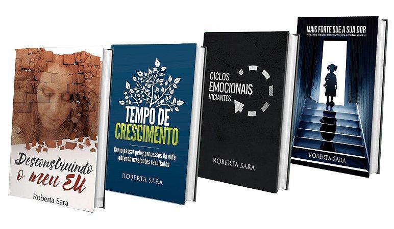 Coleção Autoconhecimento (4 Livros)