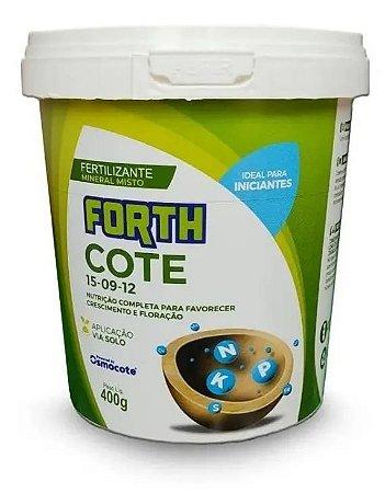 Forth Cote Fertilizante para Bonsai e Plantas em Geral 400 gramas – Liberação Lenta (15-09-12)
