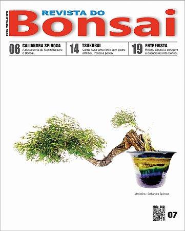 DUPLICADO - Revista do Bonsai (7ª Edição)