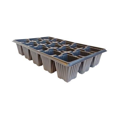 Bandeja Sementeira para Plantio de Sementes com 15 células