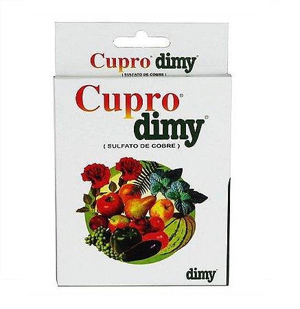 Fungicida Cupro Dimy (SULFATO DE COBRE) 30 gramas
