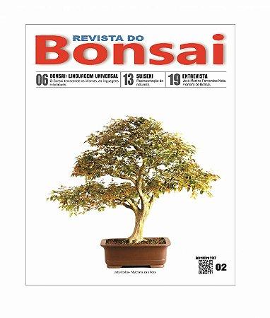 Revista do Bonsai Brasileiro (1ª e 2ª Edição)
