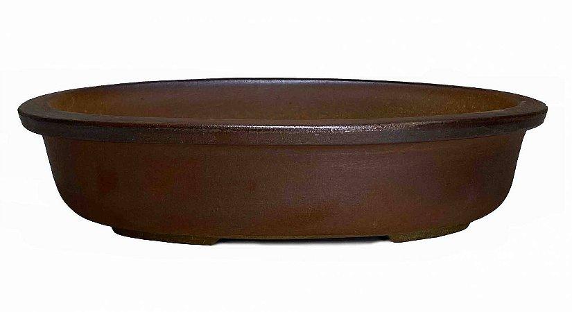 Vaso Oval Terracota Izumi