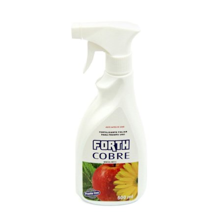 Fertilizante Forth Cobre Contra Parasitas - Pronto Uso - 500 ml