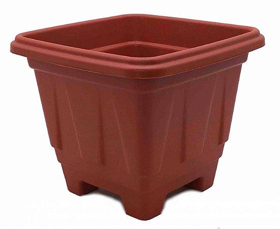 Vaso Plástico para Plantio de Mudas e Pré Bonsai 2 Litros