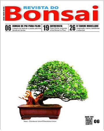 Revista do Bonsai (6ª Edição)