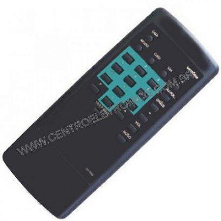 Controle Amplimatic/plasmatic Rp500/506
