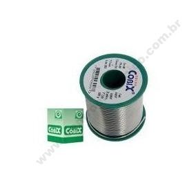 Solda Cobix Verde 1,5mm Rl 250g 40sx60pb