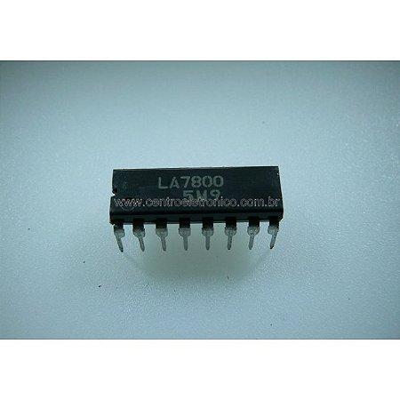 CIRCUITO INTEGRADO LA7800 DIP F/L