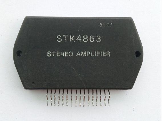 Circuito Integrado Stk4863(enc)