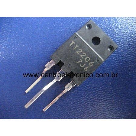 Transistor Tt2206 Grande/to218 Isolado