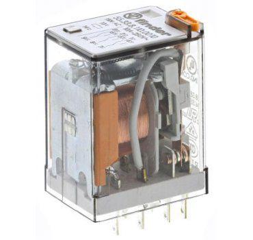 RELE 12VDC 16A 3CT 11PINOS FASTON