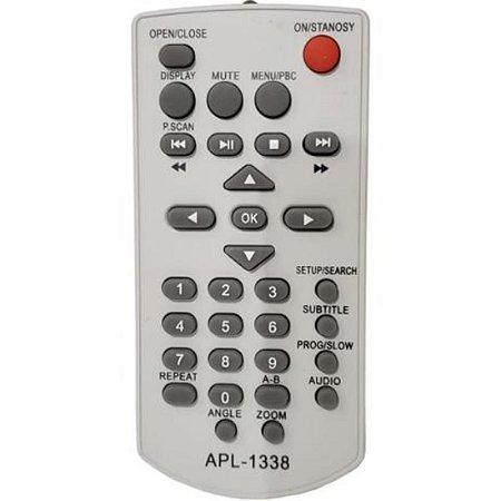 CONTROLE LENOXX DVD D403 MINI AAAX2