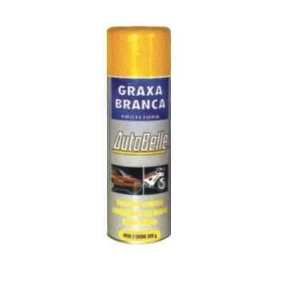 GRAXA BRANCA AUTOBELLE 300ML SPRAY
