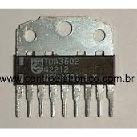 CIRCUITO INTEGRADO TDA3602 3Y DIP