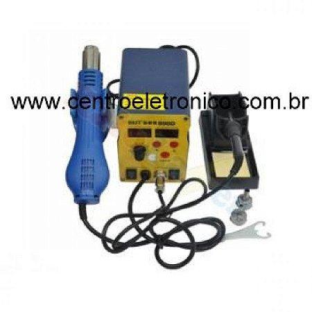 ESTACAO(G)SOLDA+SMD DIG 898D 220V BEST