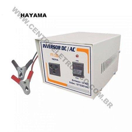 INVERSOR(G)24V 300W -110/220V(TF)HAYA