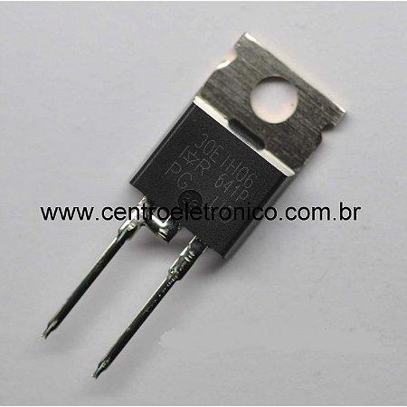 TRANSISTOR MTP30N60 30A/600 FET GDE(ENC)