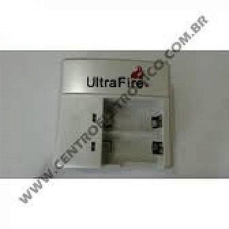 Carregador 12v 1a P/baterias Lithium 1-3 Celulas 18650