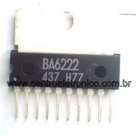 CIRCUITO INTEGRADO BA6222