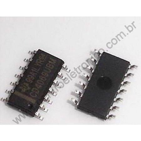 CIRCUITO INTEGRADO CD4069U(SMD)8X3M(CD20