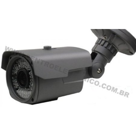 Camera(g)varifocal 600l C/lentes Qualiti