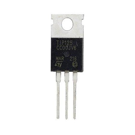 Transistor Tip125 Ou