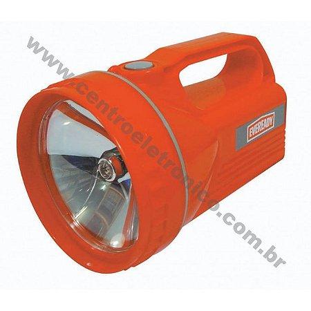 LANTERNA 6V RTK VERM C/LAMP USE BAT 6V