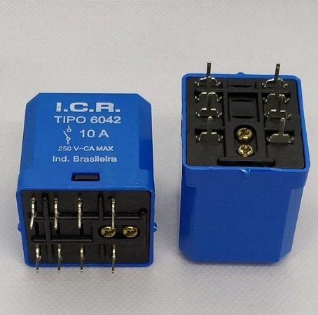 RELE 60VDC 10A 6042 60VDC ICR