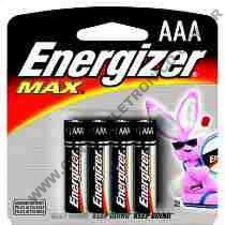 PILHA 1,5V 4AA+3AAA+LANTERNA ENERGIZER