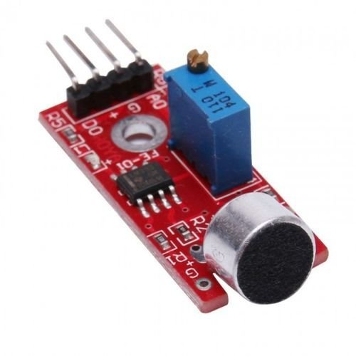 Sensor Detector Mic Infra Vm Ir