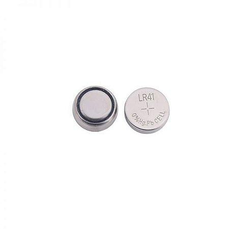 Bateria 1,5v Lithium Lr41 Toshiba