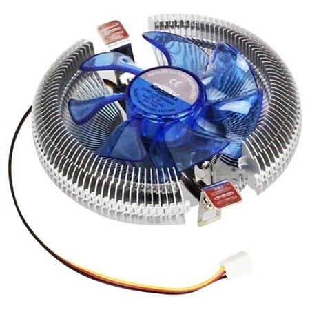 VENTILADOR 12V INTEL/AMD P4 LGA775 GBL+