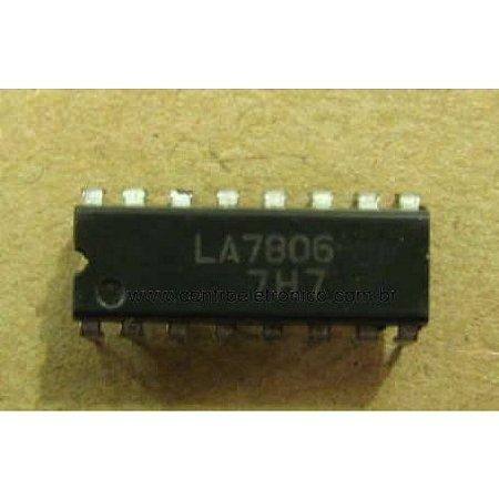 CIRCUITO INTEGRADO LA7806 DIP