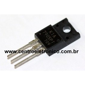 CIRCUITO INTEGRADO LM7905 ISOLADO