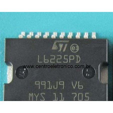 CIRCUITO INTEGRADO L6225 SMD 20P(ENC)