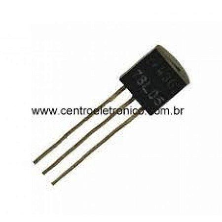 Circuito Integrado Lm78l05(+5v)bc/to92