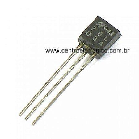 CIRCUITO INTEGRADO LM78L08 +8V(BC)