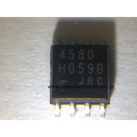 CIRCUITO INTEGRADO RC4580 SMD 4X5MM