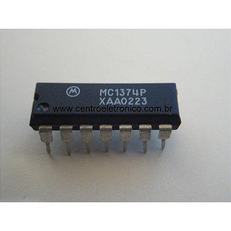 CIRCUITO INTEGRADO MC1374P DIP