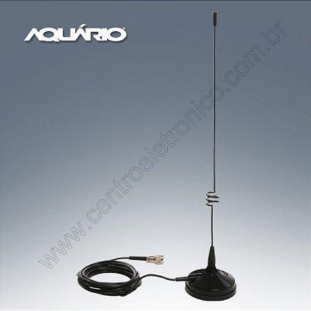 ANTENA CELULAR GSM MOVEL 7DBI AQUARIO CM907 QUADRIBAND